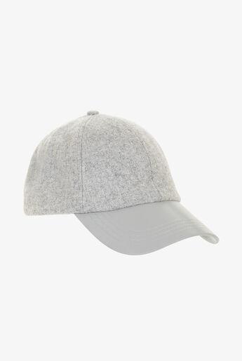 Heathered Baseball Cap