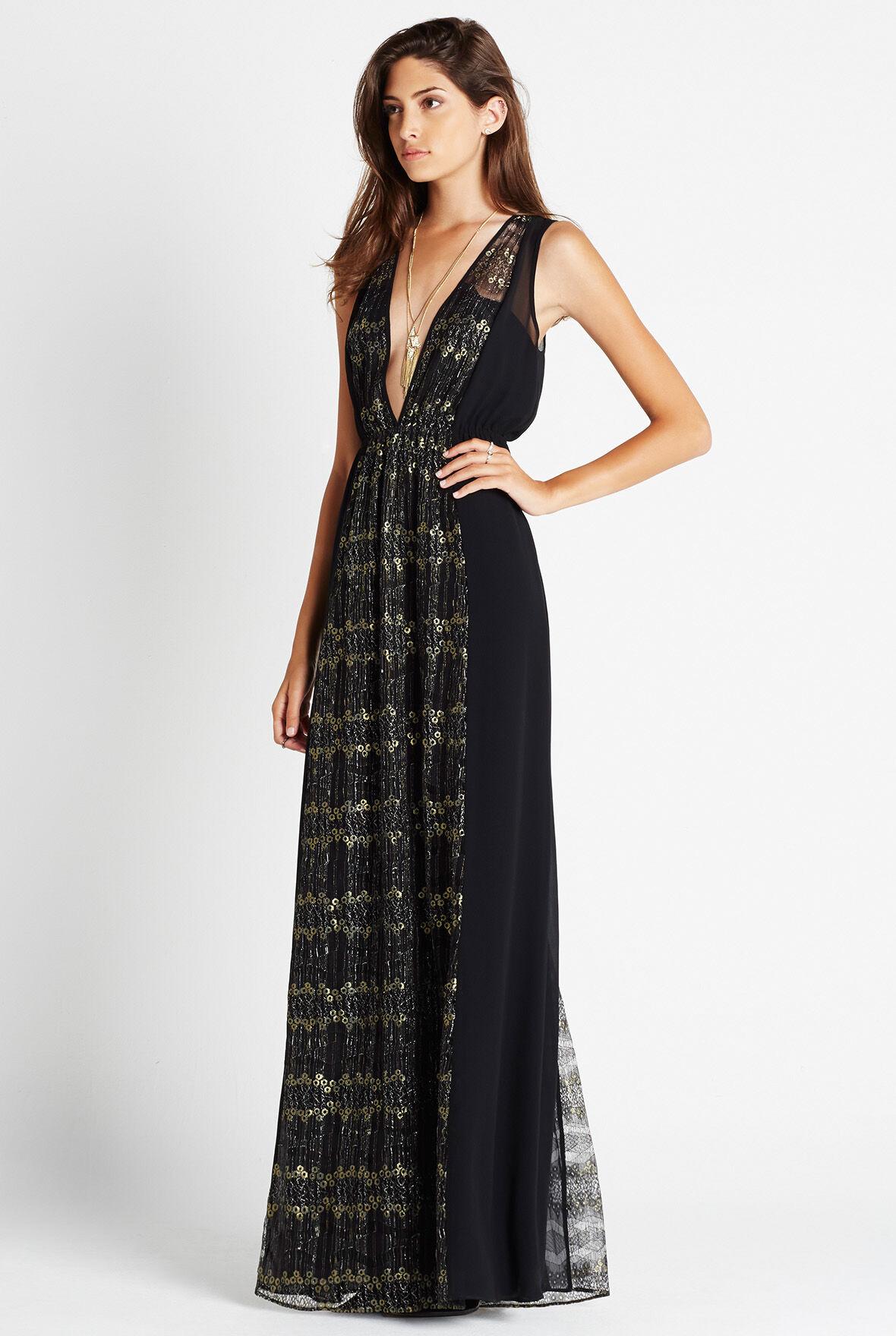v back maxi dress variations