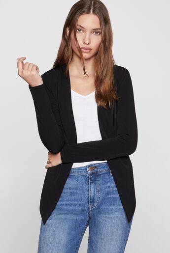 Welt Pocket Tuxedo Blazer