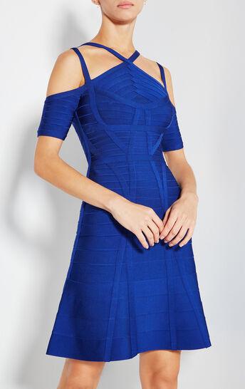 Chantelle Cutout Bandage Dress