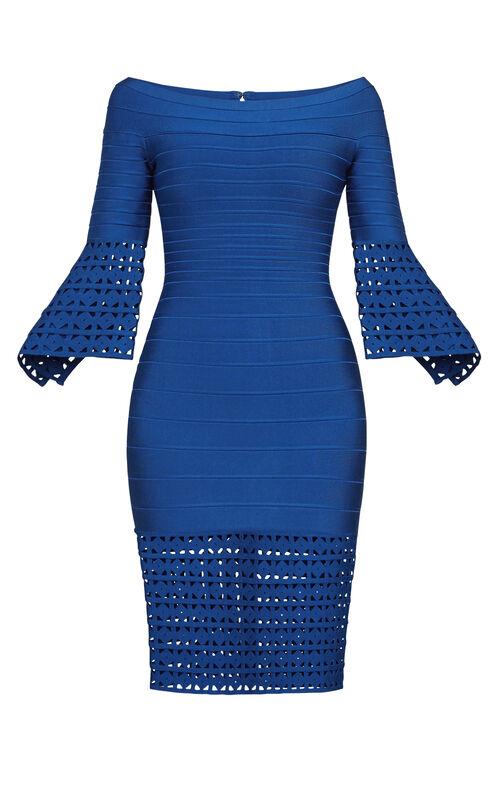 Roselynn Cutout Off-Shoulder Dress