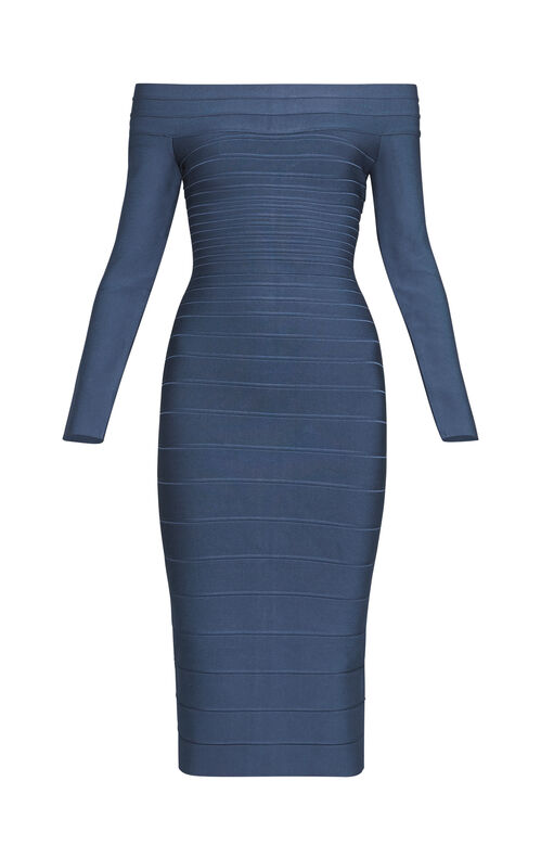 Nicola Essential Bandage Dress