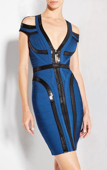 Lianna Sequined Dress