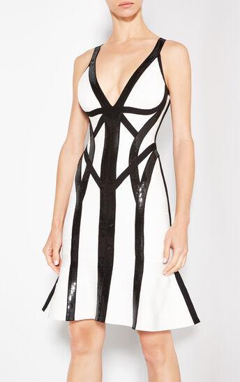 Zahara Sequined Dress