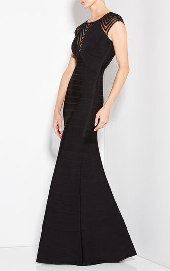 Maribel Tulle Applique Dress