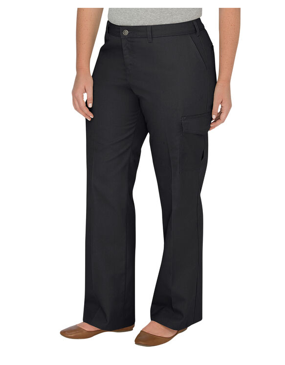 Women's Relaxed Straight Server Cargo Pant (Plus)