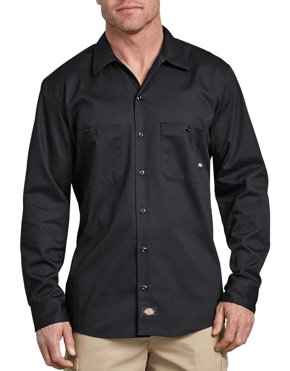 long sleeve industrial cotton work shirt mens shirts