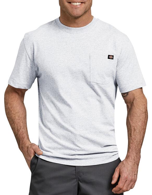 Short Sleeve Heavyweight Tee - ASH GRAY (AG)