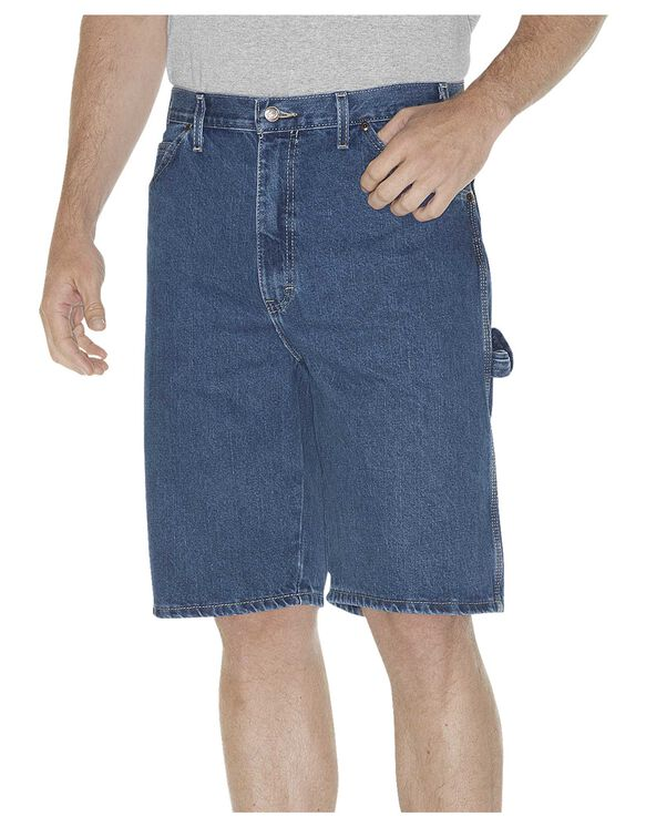 "11"" Relaxed Fit Carpenter Short - STONEWASHED INDIGO BLUE (SNB)"