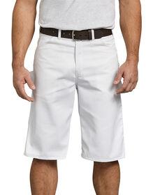 Premium Painter's Short - WHITE (WH)