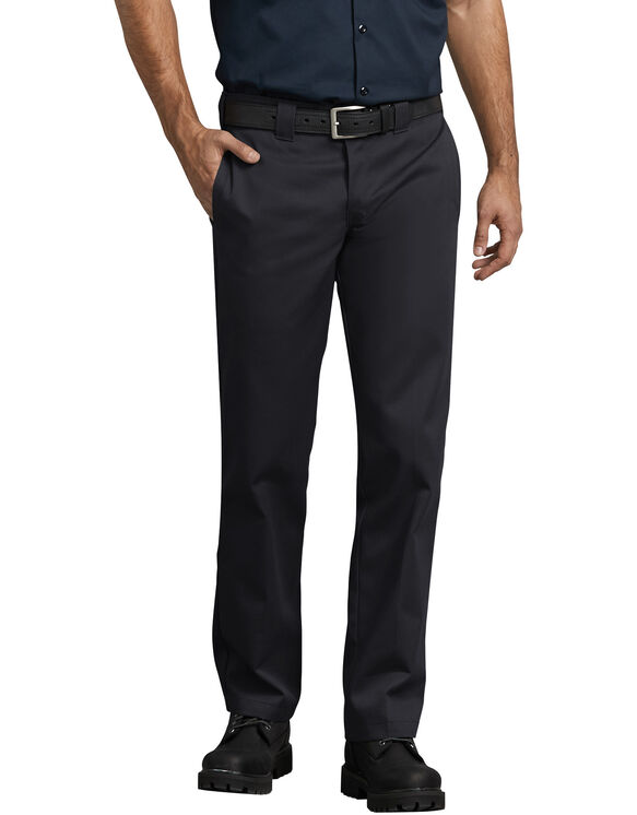 Slim Fit Straight Leg Work Pant