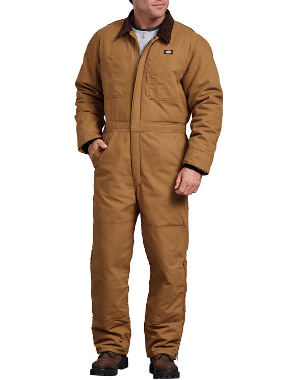 Sanded Duck Insulated Coverall