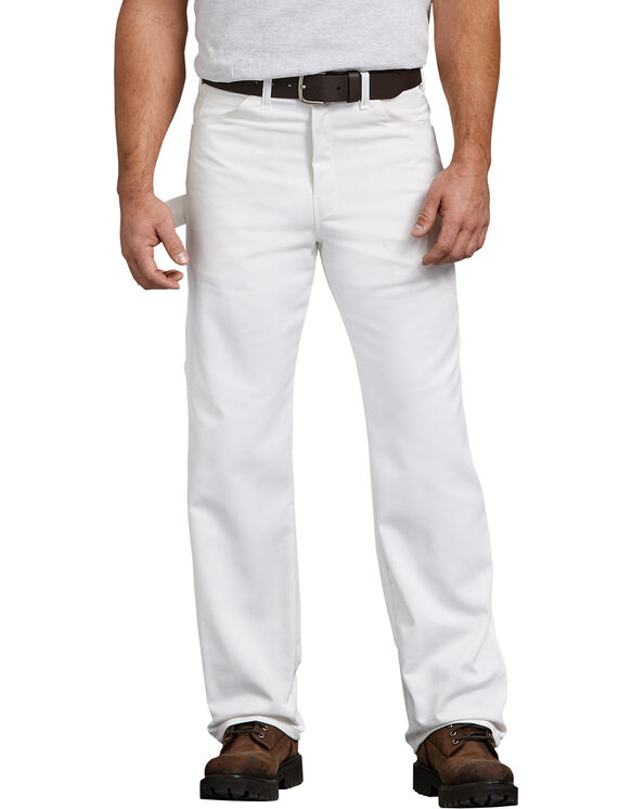 Premium Painter's Pant - WHITE (WH)