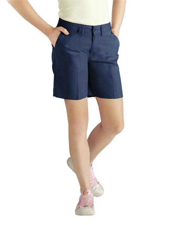 Girls' Classic Short, 4-6 - DARK NAVY (DN)