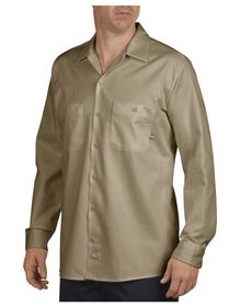 Long Sleeve Industrial Cotton Work Shirt