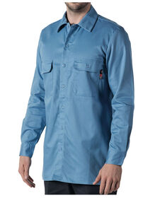 Walls® Flame Resistant Core Work Shirt - LIGHT BLUE (LTB9)