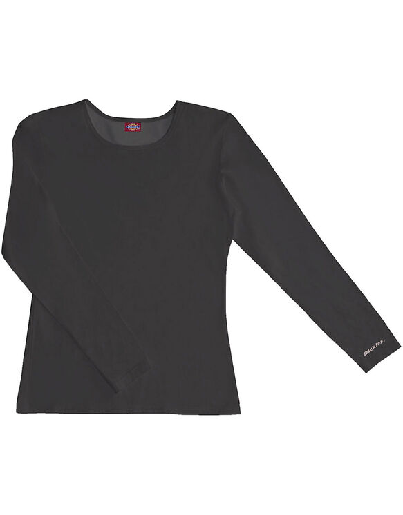 Women's EDS Silky Long Sleeve Crew Neck Tee