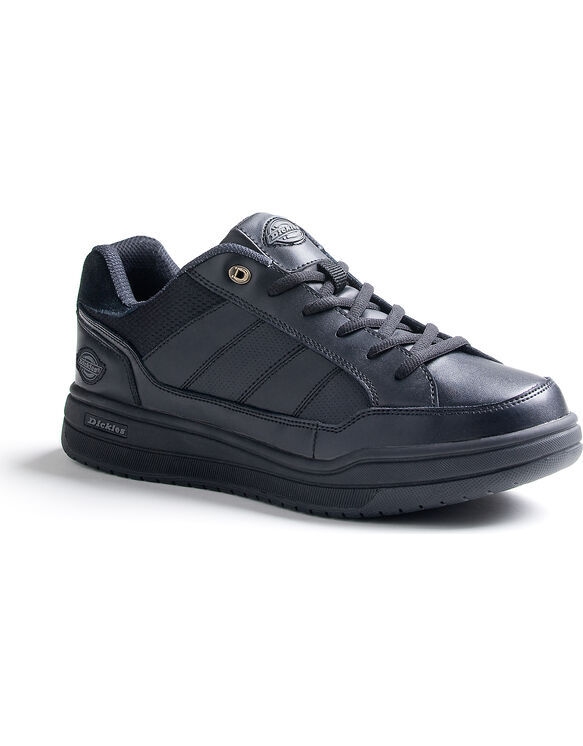 Men's Slip Resisting Athletic Skate Work Shoes - Black (FBK) - Licensee (FBK)