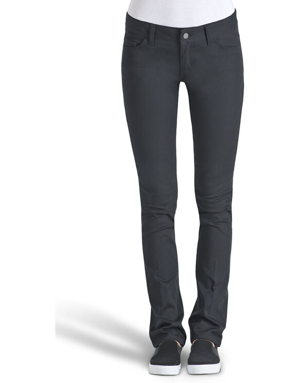 Juniors' Classic 5-Pocket Skinny Pant