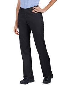 Women's Industrial Flat Front Twill Pant