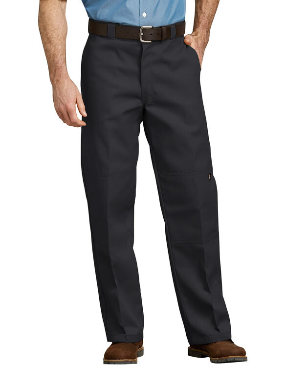 Loose Fit Double Knee Work Pant