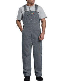 Hickory Stripe Bib Overall