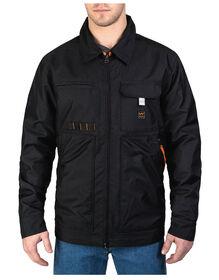 Walls® Modern Work Weston Collared Jacket - MIDNIGHT BLACK (MK9)