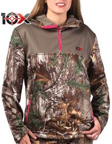 10X® Women's X-Tech Hoodie - ALL PURPOSE EXTRA w/FALCON (AXF9)