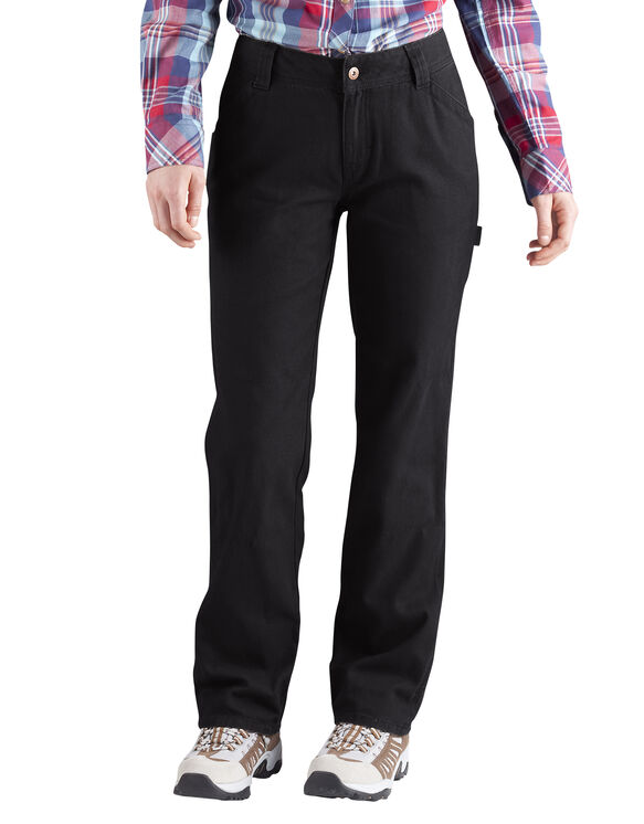 Women's Relaxed Fit Carpenter Duck Jean