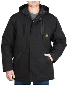 Walls® Blizzard-Pruf® Insulated Hooded Coat - MIDNIGHT BLACK (MK9)