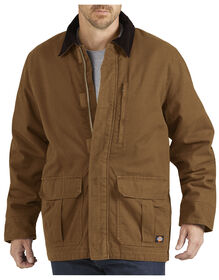 Sanded Duck Insulated Coat