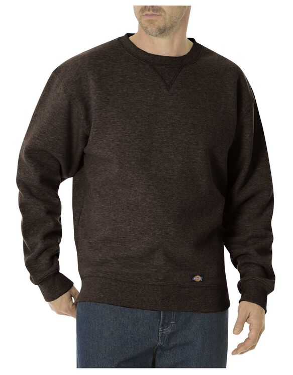 Midweight Fleece Crew Neck - CHOCOLATE BROWN (CB)
