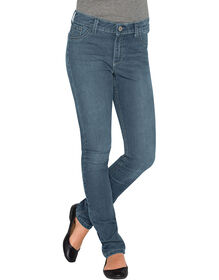 Girls' Super Skinny Fit Denim Jean, 7-16 - BLEACH STONEWASH (BST)