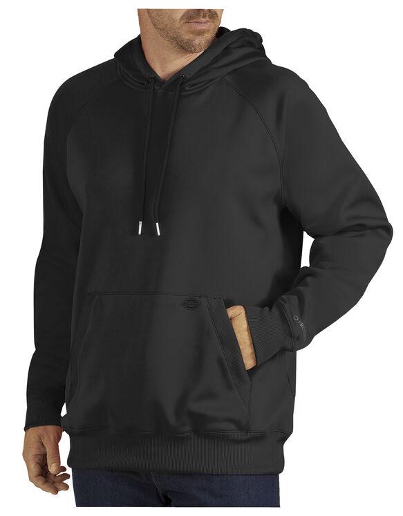 Performance Fleece Pullover Hoodie - BLACK (BK)