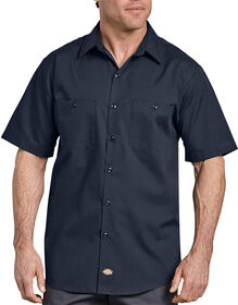 Industrial WorkTech Short Sleeve Ventilated Performance Shirt - DARK NAVY (DN)