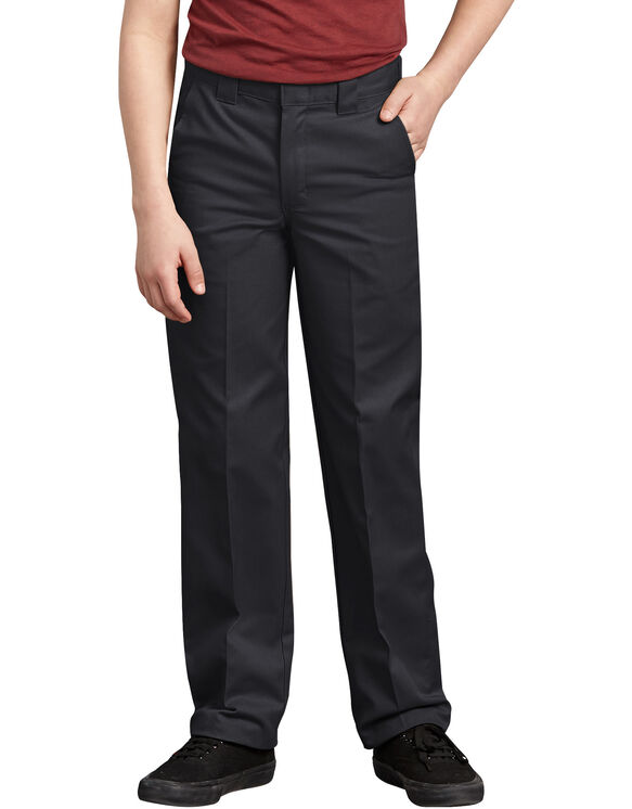 Boys' Original 874® Work Pant, 8-20 - BLACK (BK)