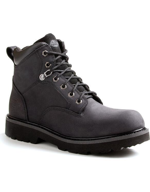 Men's Ranger Work Boots - Black (FBK) (FBK)