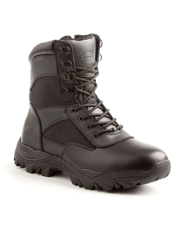 Men's Spear Work Boots - Black (FBK) - Licensee (FBK)