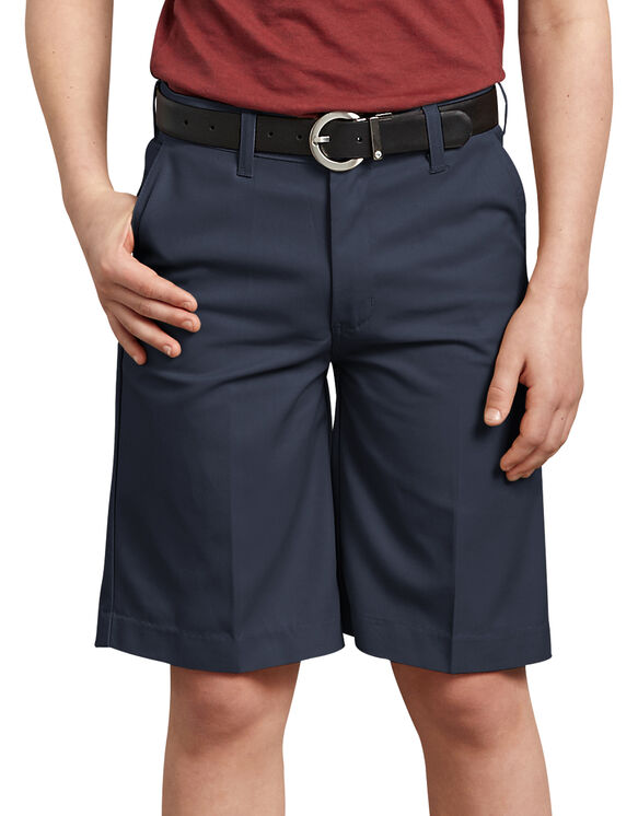 Boys' FlexWaist® Flat Front Short