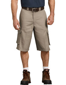 "13"" Loose Fit Cargo Short - DESERT SAND (DS)"
