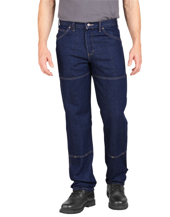 Industrial Workhorse Denim Jean - RINSED INDIGO BLUE (RNB)