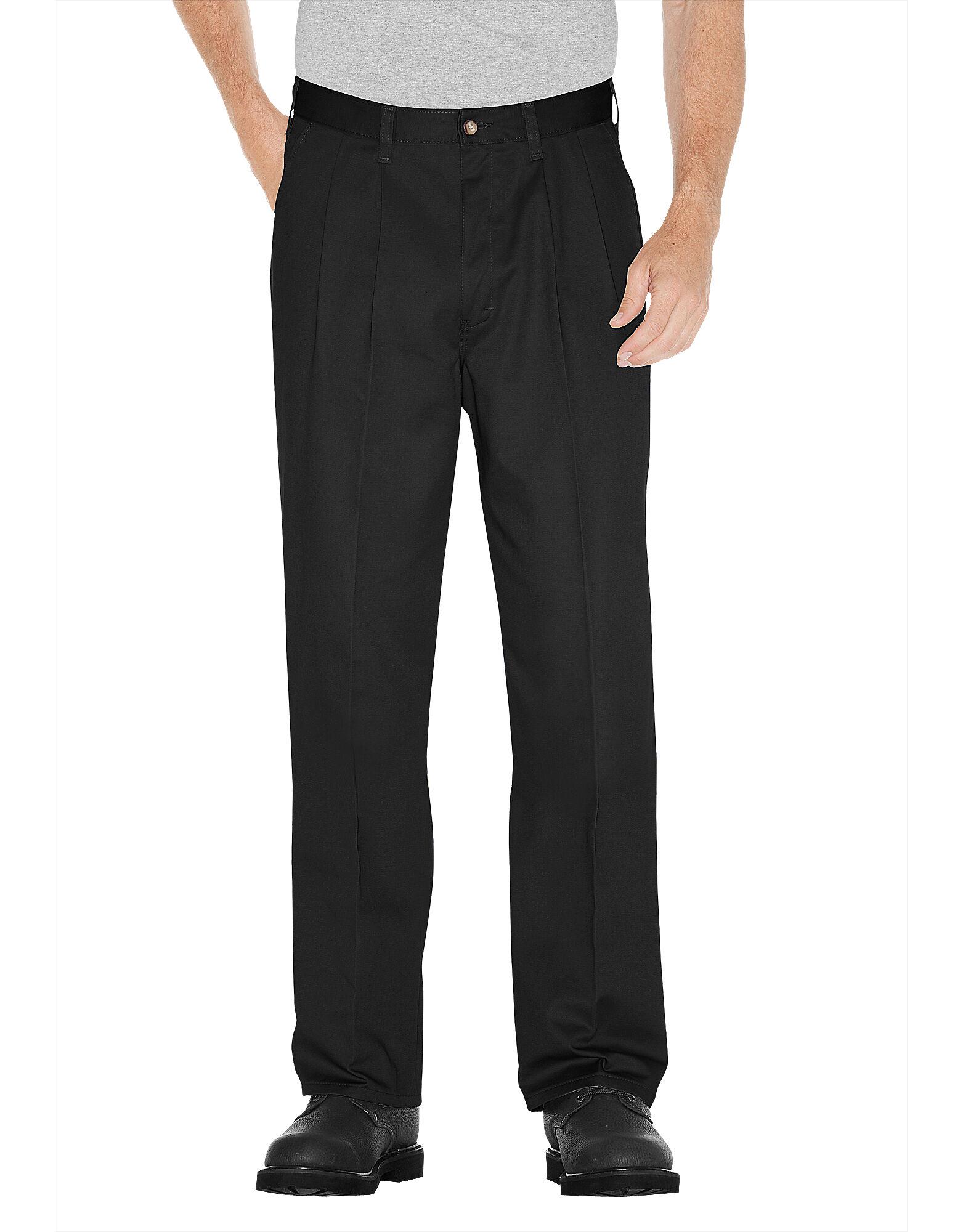 Who Should Wear Pleated Pants