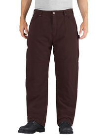 Sanded Duck Insulated Pant - RINSED CHOCOLATE BROWN (RCB)