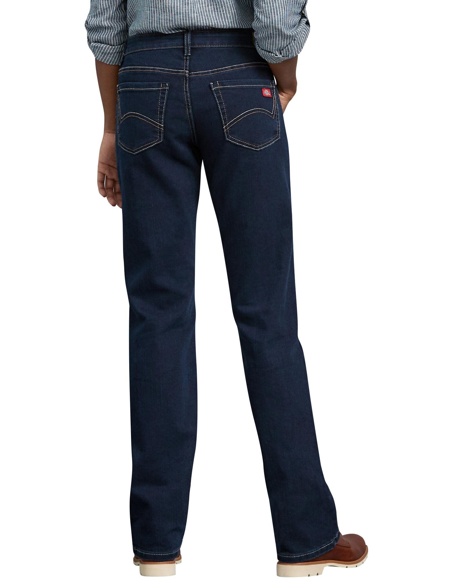 jeans extensible pour femmes dickies. Black Bedroom Furniture Sets. Home Design Ideas