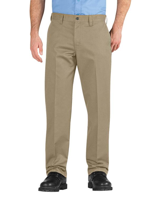 Industrial Slim Fit Straight Leg Multi-Use Pocket Pant - DESERT SAND (DS)