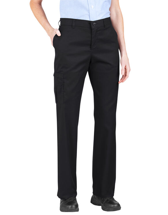 Women's Premium Relaxed Straight Cargo Pant