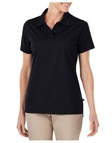 Women's Tactical Polo - BLACK (BK)