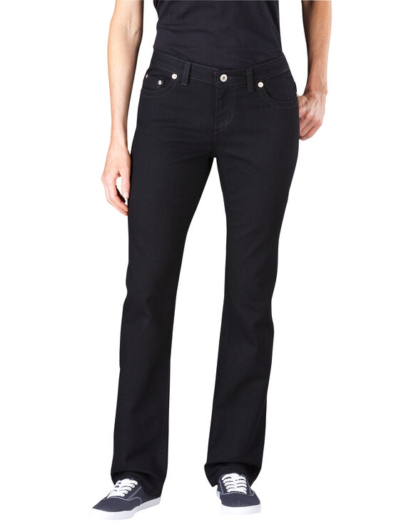 Women's Slim Straight Leg Denim Jean