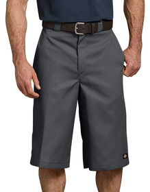 "15"" Loose Fit Multi-Use Pocket Work Short - CHARCOAL (CH)"
