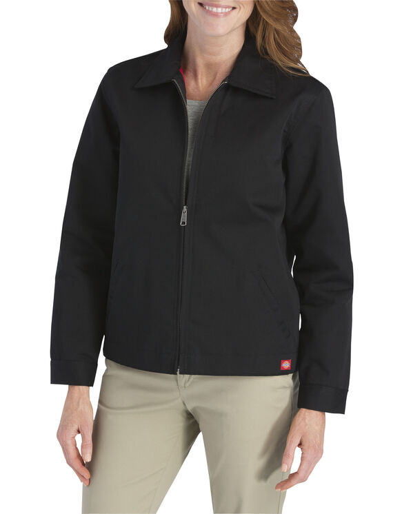 Women's Eisenhower Jacket - BLACK (BK)
